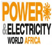 南非约翰内斯堡国际电力工业展览会logo